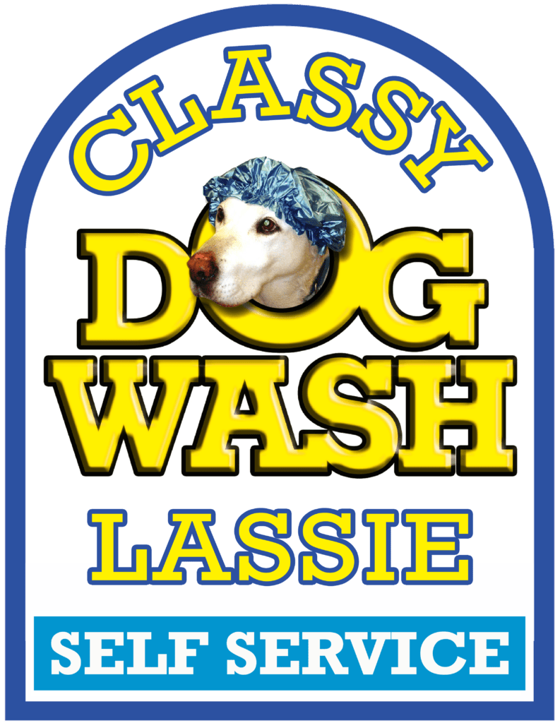 Self serve dog wash classy chassis classy lassie logo solutioingenieria Choice Image