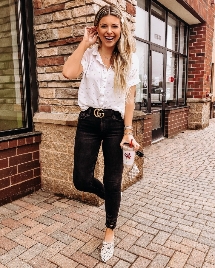 Trending Summer Fashion!   Style blogger Emerson Hannon of Classycleanchic shares May Top Ten Hot List!