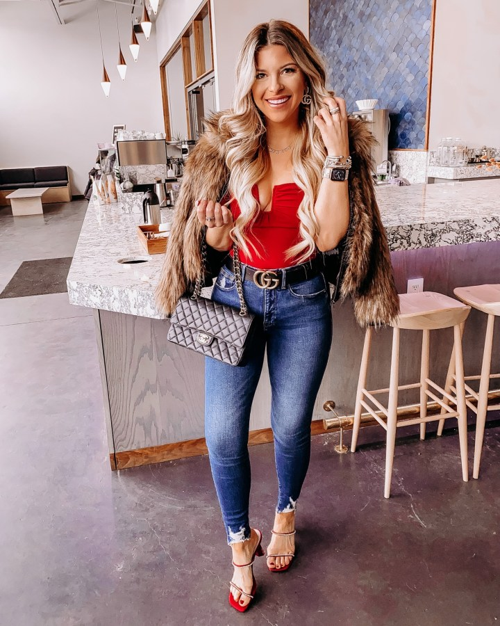 Best Valentine's Day Looks | Style blogger Emerson Hannon of Classycleanchic shares Best Valentine's Day Looks