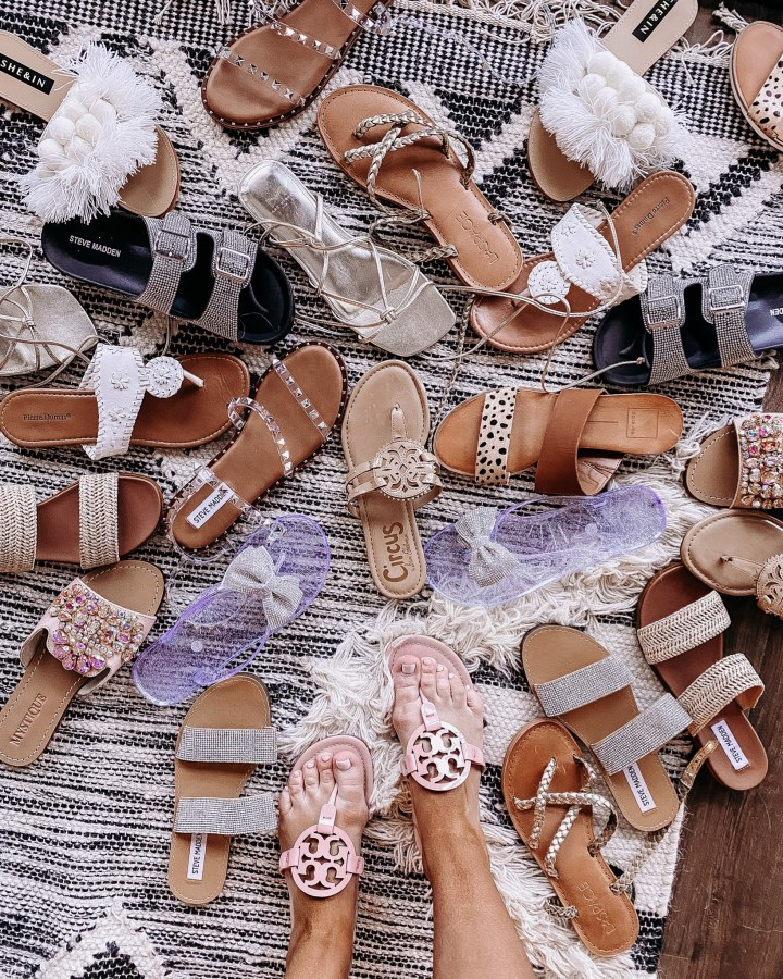 Best Summer Sandals | Style blogger Emerson Hannon of Classycleanchic shares Best Summer Sandals