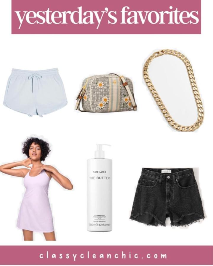 Weekly Roundup + LTK Sale | Style blogger Emerson Hannon of Classycleanchic shares Weekly Roundup + LTK Sale
