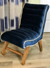 Chair_Upholstery_stripe Fabric_06