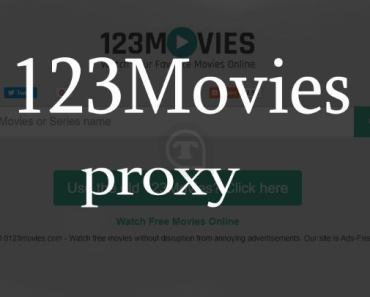 123movies proxy list