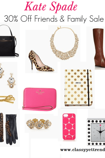 Kate Spade Sale & Style Bargains Under $30