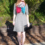 Trendy Wednesday Link Up #15: Fit & Flare with Pink