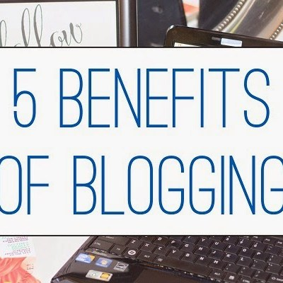 Mix It Up Friday #7: 5 Benefits of Blogging