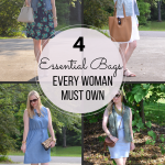 4 Essential Bags Every Woman Must Own