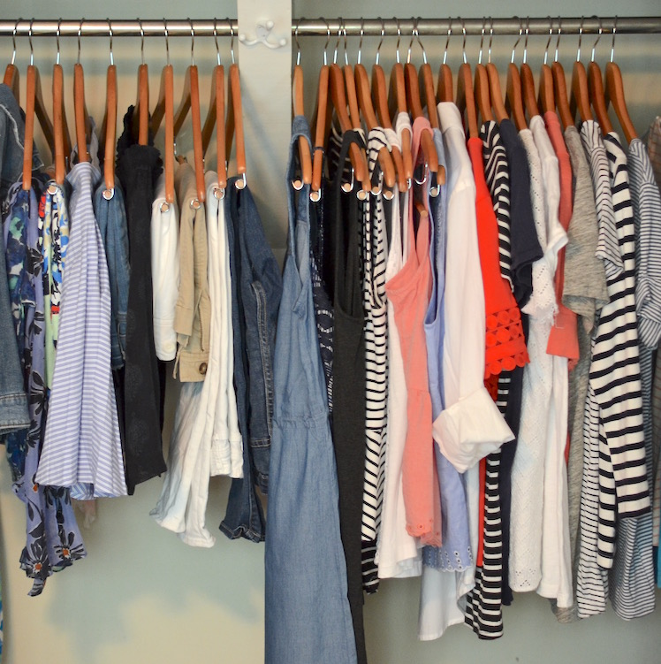 my summer capsule wardrobe 3