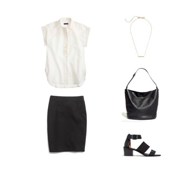Minimalist Capsule Wardrobe Outfit #41