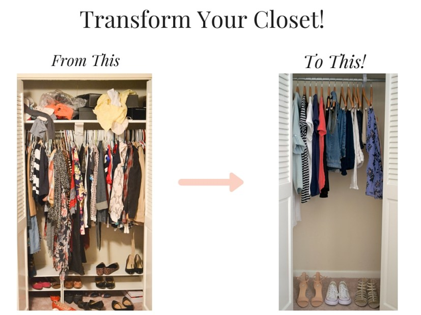 Transform Your Closet With a Capsule Wardrobe