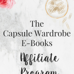 Introducing…The E-Book Affiliate Program!