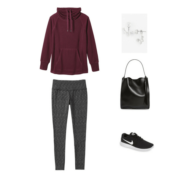 Stay At Home Capsule Wardrobe Winter Outfit #3