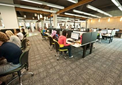 Quiet Study Space (Kelvin Grove)