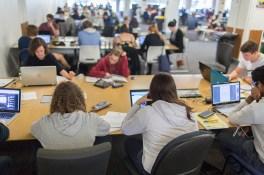 Collaborative Zone (Reid Library)