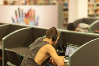 Quiet Study Space