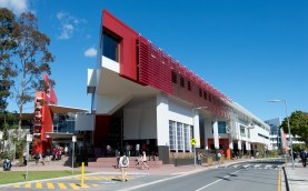 Library and Learning Commons, Gold Coast Campus