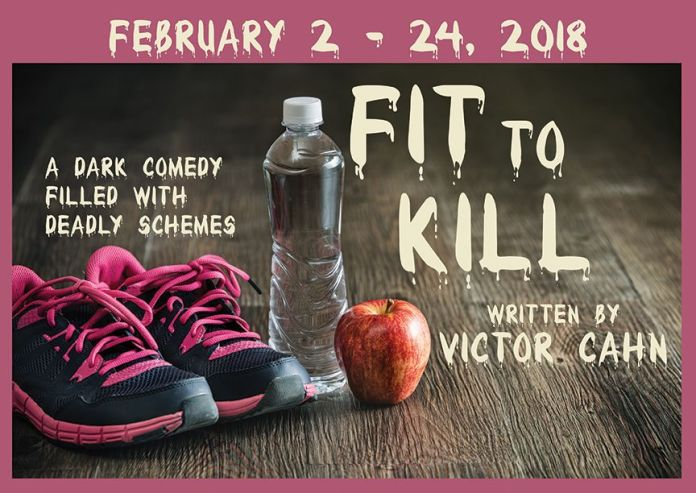 Coaster Theatre Fit to Kill