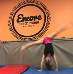 Cartwheels for Canned Food @ Encore Dance Studio | Gearhart | Oregon | United States