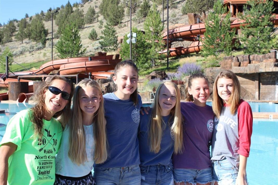 Gretchen Corbin Team at Wyldlife Camp