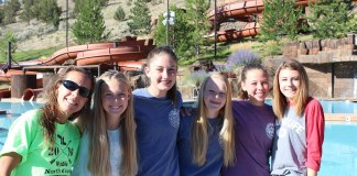 Gretchen Corbin Team at Wyldlife Camp