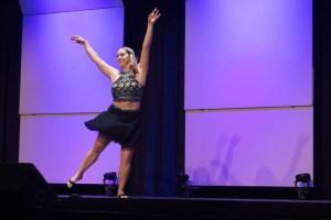 Miss Clatsop County 2018 Haylie Moon Talent 2