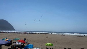 Clatsop County Kite Flying Seaside West Coast Kites