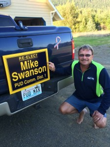 Mike Swanson Naselle PUD County Commissioner