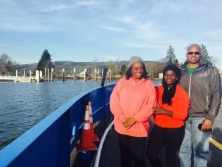 Wahkiakum Ferry 2 Tourists