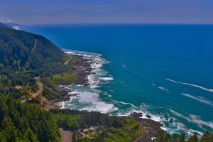 Whale Watching Oregon Coast The view from Cape Perpetua via Douglas Scott