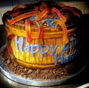 Jody Whitehead cakes