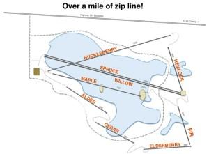 High-Life-Zip-Line-Map