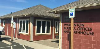 Warrenton Marina Office