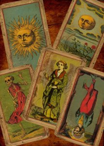 Tarot Cards as Writing Prompts with Kate Deeks @ TBD | Astoria | Oregon | United States