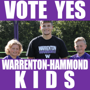 Warrenton-Hammond Kids Bond Measure Community Input Event @ Warrenton High School | Warrenton | Oregon | United States