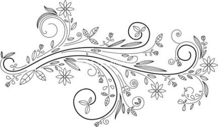 floral-swirl-vector