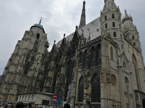 القديس اسطفان في فيينا