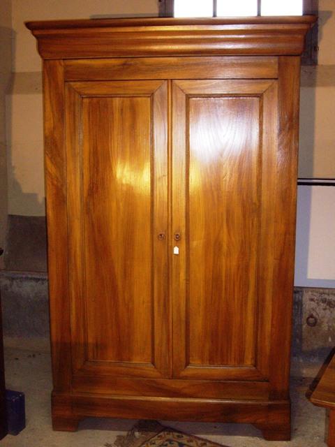 vendu armoire louis philippe