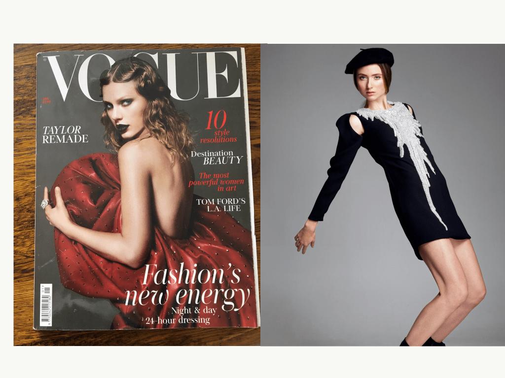 Vogue – January 2018
