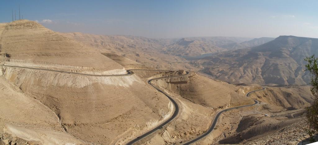Auf dem Weg nach Petra