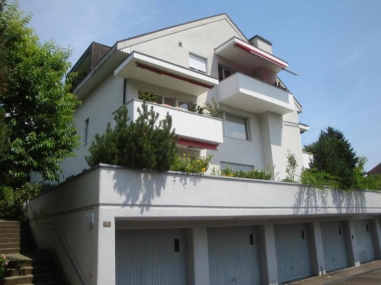 Unsere Wohnung in Herrliberg