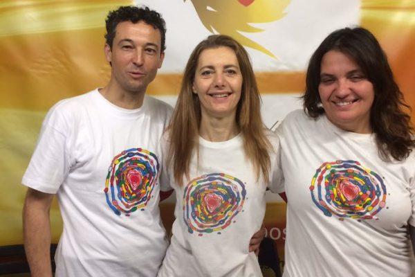 Claudia Boschi en Magic Internacional 2016-2