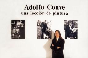 Claudia Campaña. Retrospectiva Adolfo Couve, 2002
