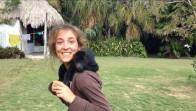 Volunteering at a primate rehabilitation centre in Belize