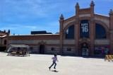 Matadero. Centro cultural em Madrid