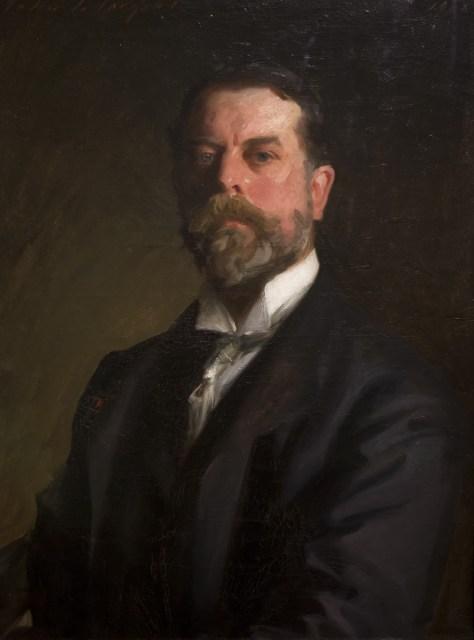 Sargent,_John_SInger_(1856-1925)_-_Self-Portrait_1907