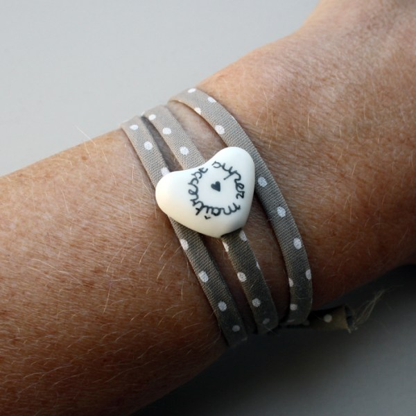 idée cadeau ATSEM bracelet