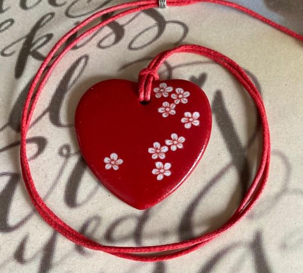 coeur bijou cadeau noel mamie