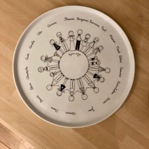 cadeau original mariage noces de porcelaine