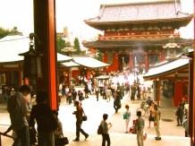 Visite du temple bouddhiste Hondo-ji (Asakusa, Tokyo)
