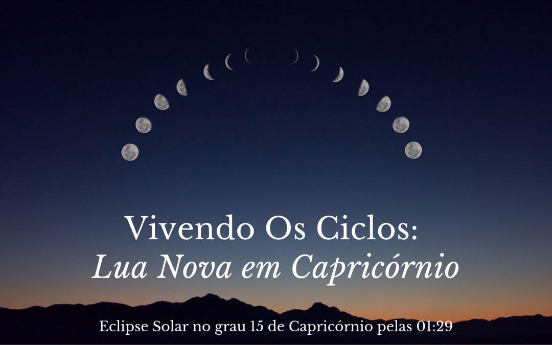 Lua Nova em Capricórnio – Ser Responsável pelo Essencial